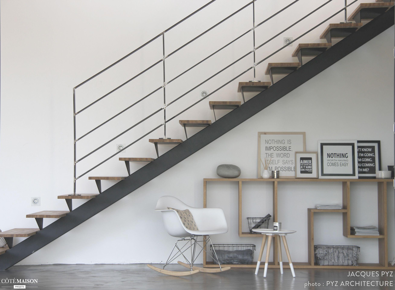 Maison ossature bois à Chessy, PYZ ARCHITECTURE - Côté Maison Projets