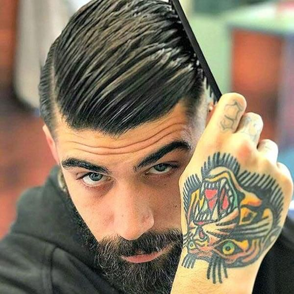 36 Classic Comb Over Haircut Ideas The Superior Style Hair Cuts
