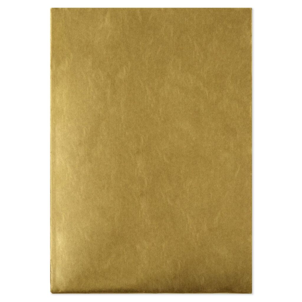 Gift Wrapping Tissue Paper 60 Sheet Gift Wraps Antique Gold Metallic Color Tissue Papers Pack Perfect In 2020 Tissue Paper Wrapping Color Tissue Paper Tissue Paper