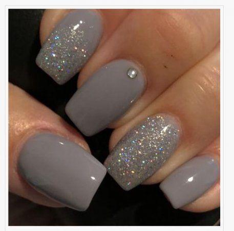 nails design winter sparkle 17 ideas for 2019 nails