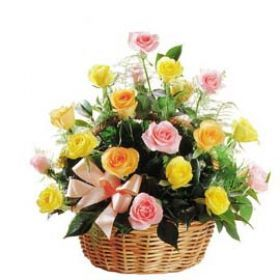 Online Flowers Shop In Hyderabad Gracious Flowers Online Flowers To India Basket Flower Arrangements Send Flowers Online Fresh Flowers Online