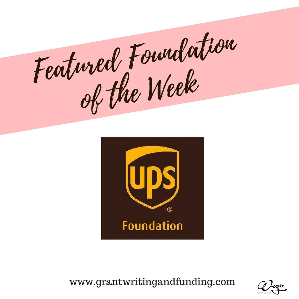 I know we usually feature nonprofits, but this week we are