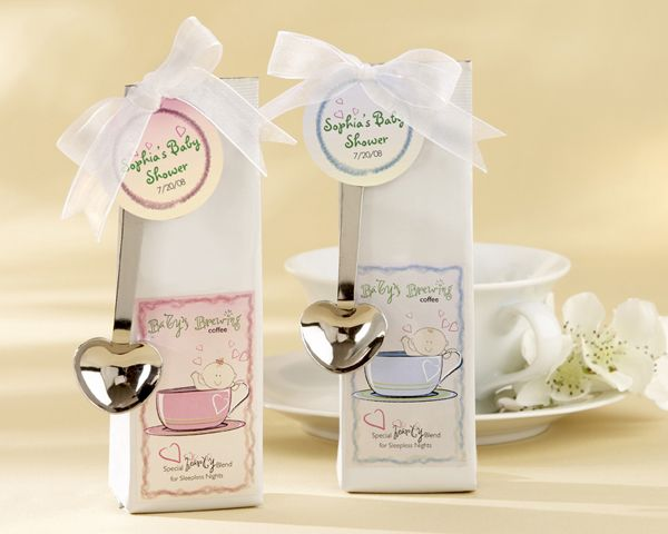 Amazing Coffee Baby Shower Favors Baby Shower Ideas Coffee With Cathy