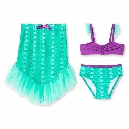 6921e86fe15bb New Circo Target Baby Girls Mermaid Bikini Set 12M Swimsuit in Clothing,  Shoes & Accessories,Baby & Toddler Clothing,Girls' Clothing (Newborn-5T) |  eBay
