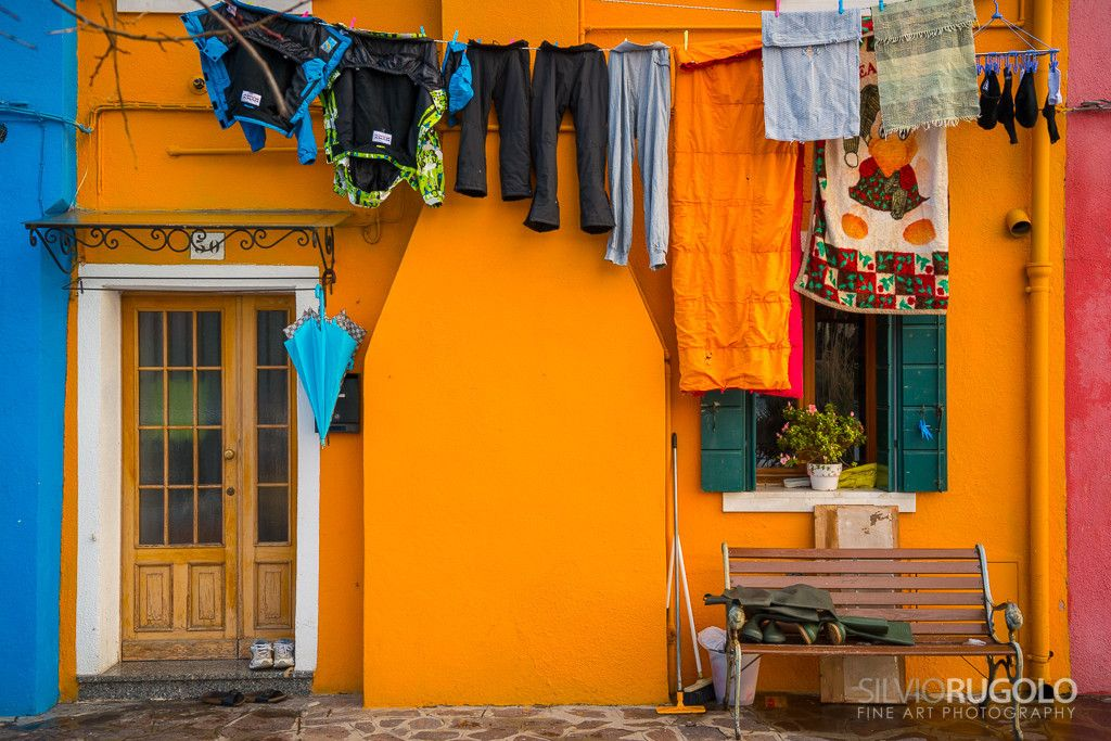 Photograph Burano house by Silvio Rugolo on 500px