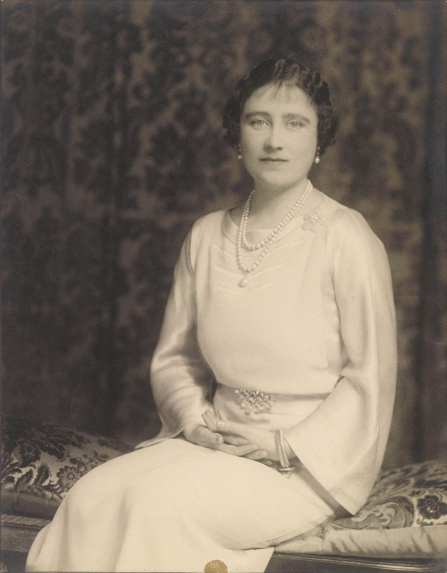 Queen Elizabeth the Queen Mother (19002002), when Queen