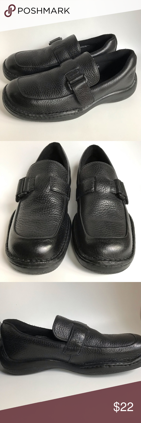 Black loafers, Loafers, Leather loafers