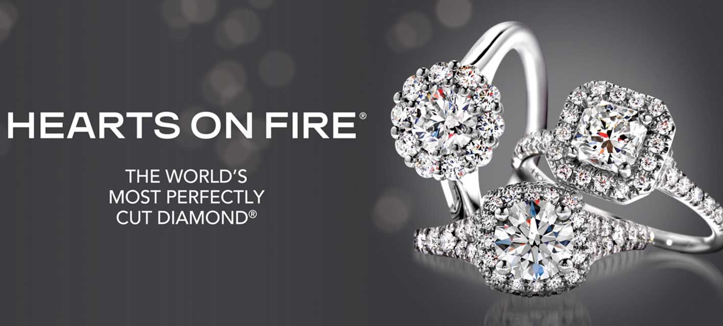 Hearts on Fire Jewelry