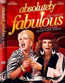 Tudo Capas Gtba Absolutely Fabulous O Filme Capa Filme Dvd