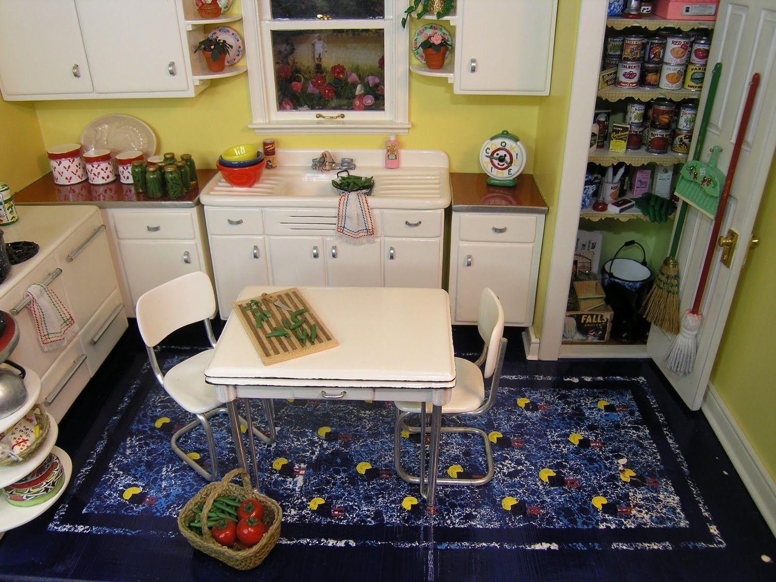 Dollhouse Miniature Furniture  Tutorials - 1 Inch Minis How