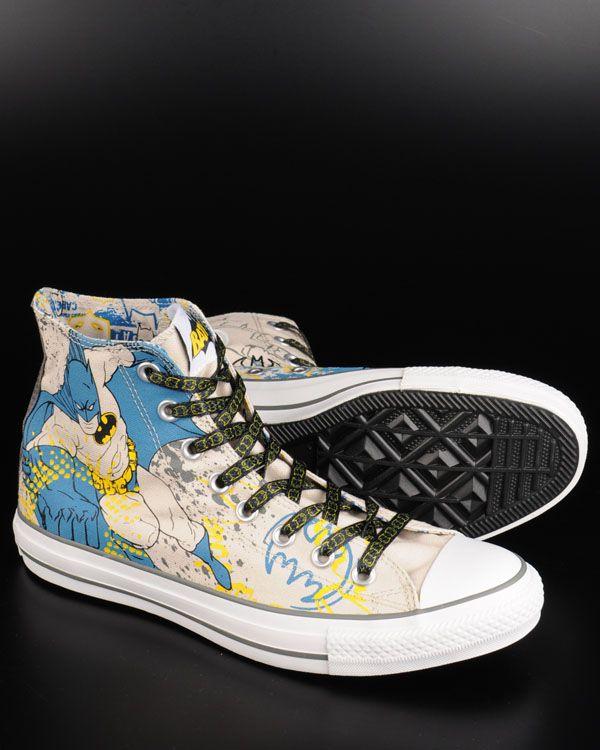 Converse - AS 132438 aqua batman hi shoes