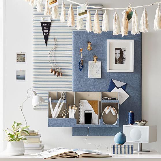Lace Fabric Garland In 2021 Dorm Room Organization Diy Dorm Room Organization Dorm Room Walls