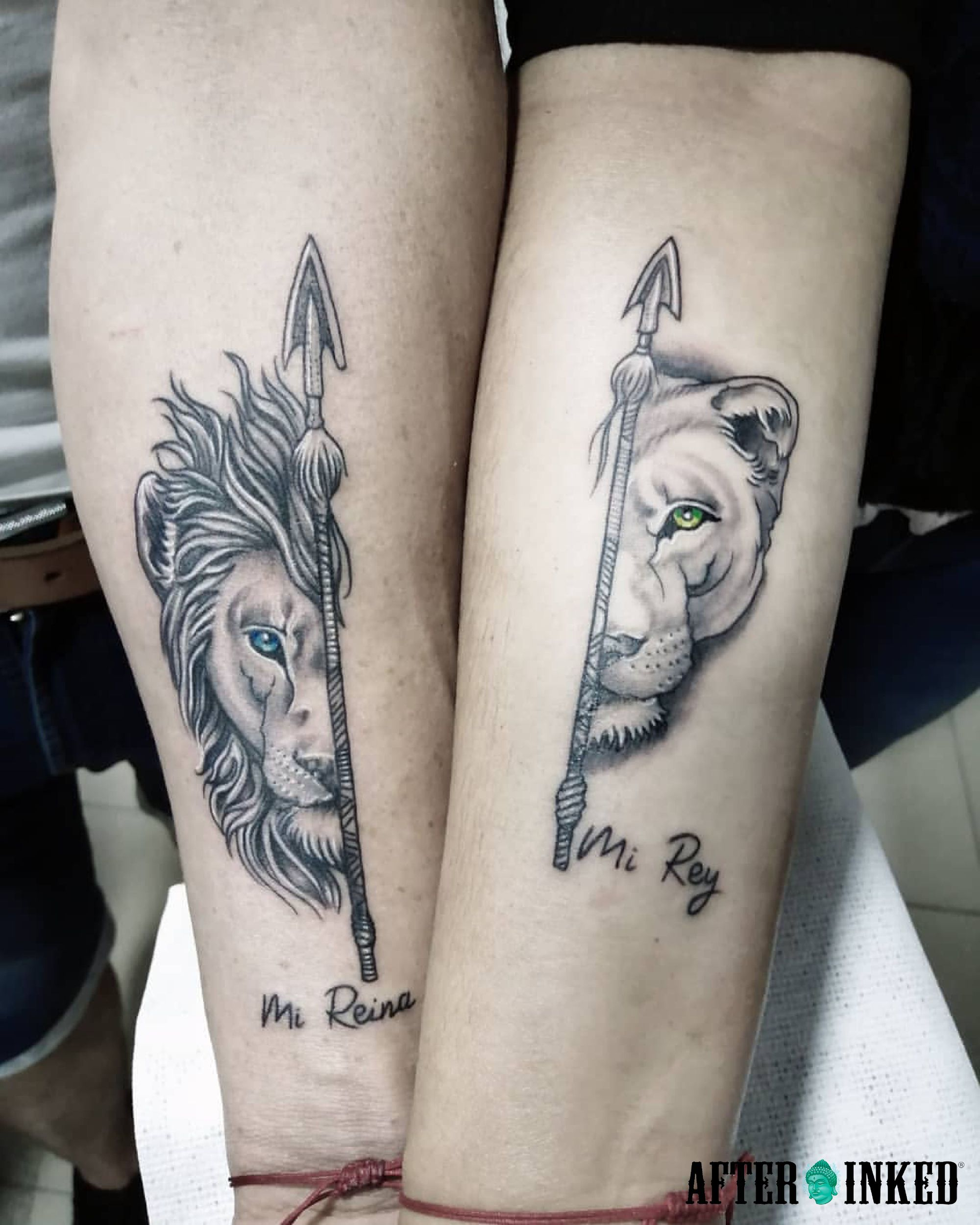 Pin by Faith on Tattoos in 2020 Animal tattoos, Tattoos