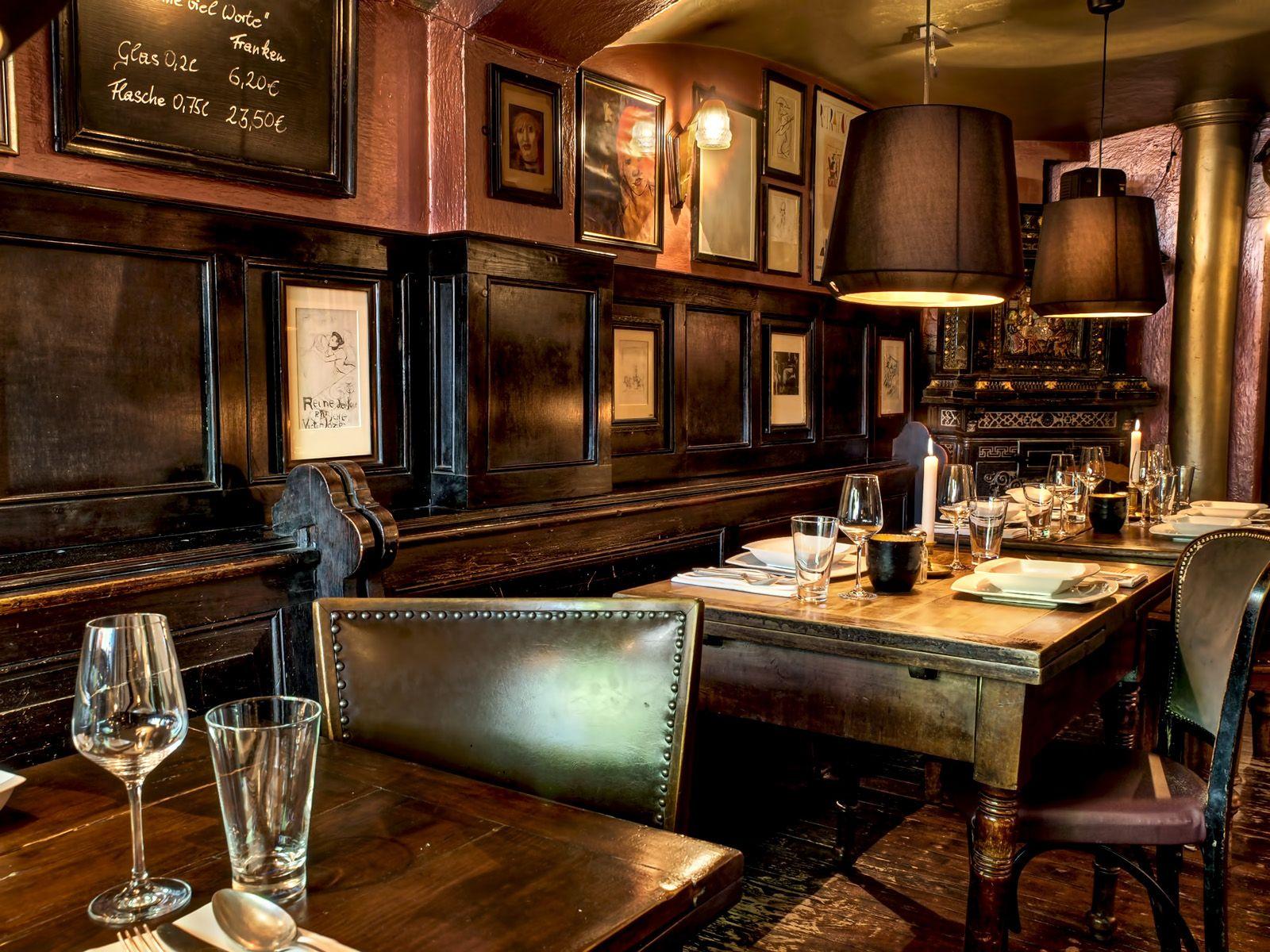 Restaurant - Das Dorf - Lange Reihe - St. Georg - Home | Create ...
