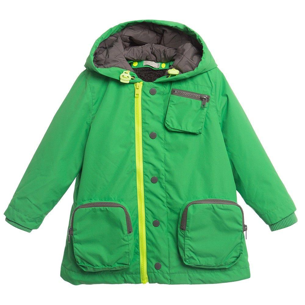 2c550e6e8 Green Waterproof  Thompson  Jacket (2-in-1)