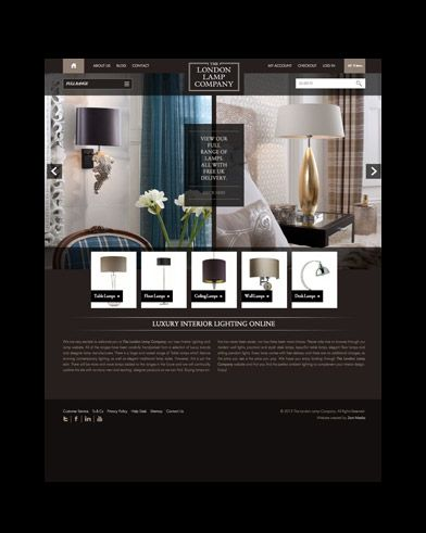 The London Lamp Company Home Page