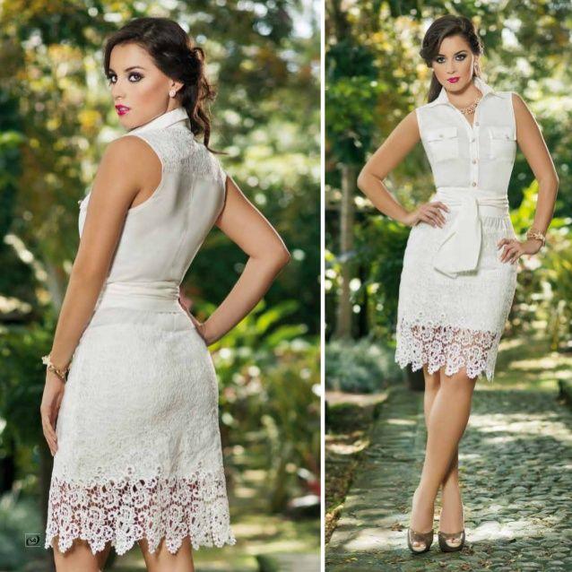 7ffa2cf6586a vestidos con tela chalis - Buscar con Google | vestidos | Vestidos ...