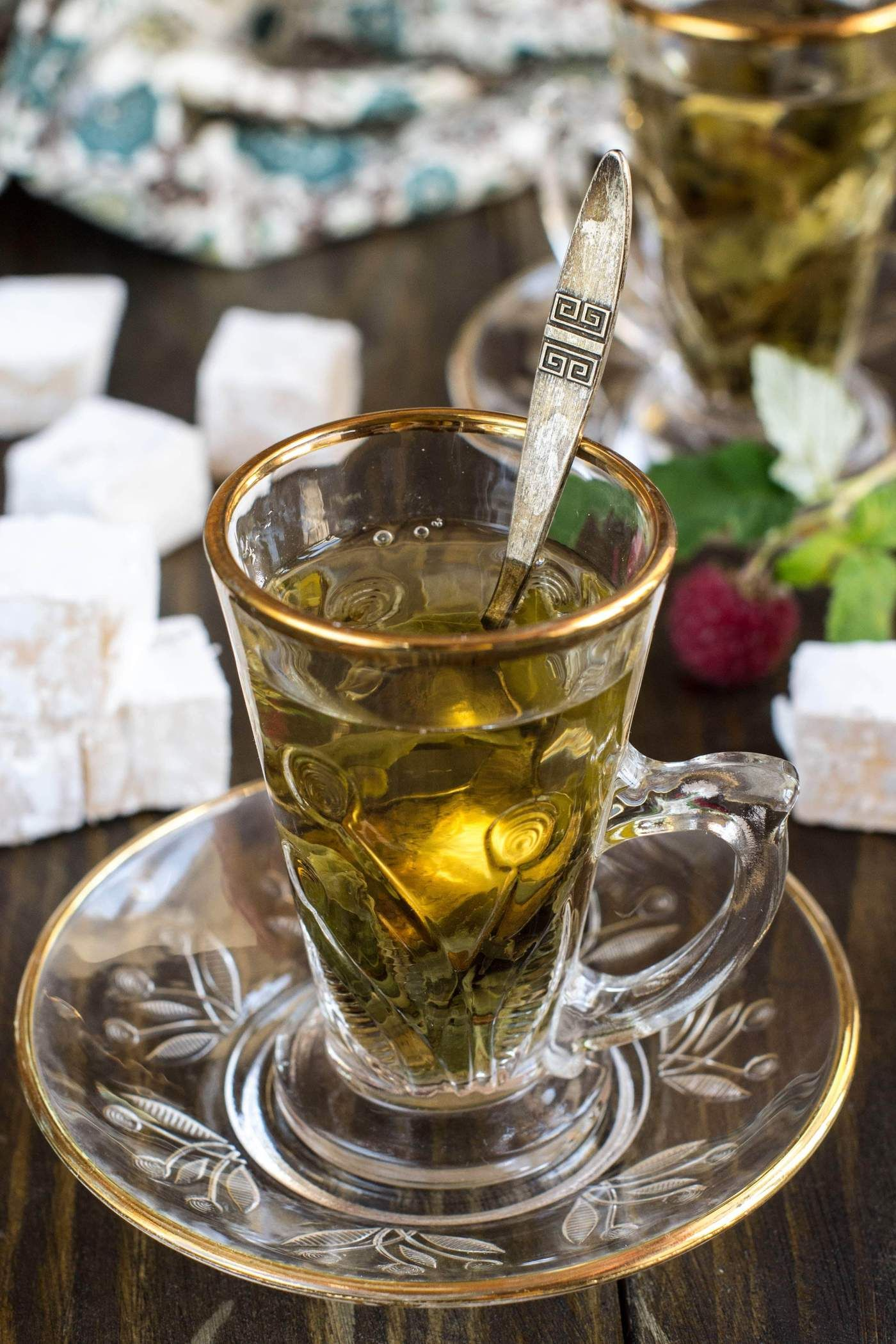 Photo of Goddess Green Tea