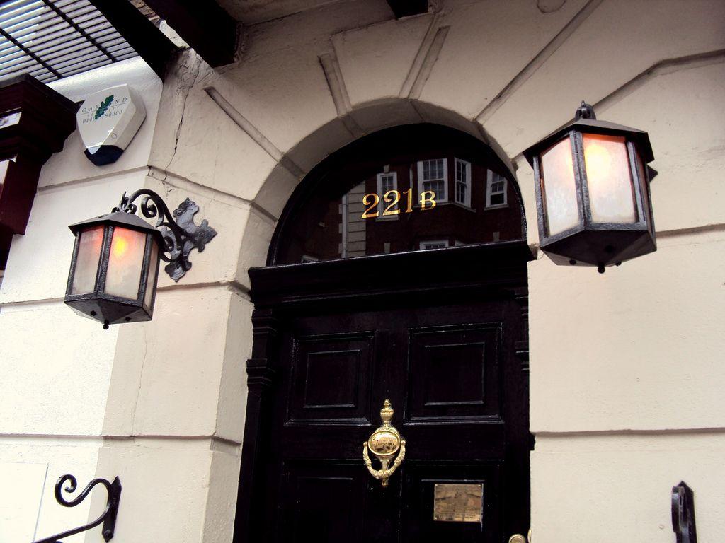 221b Baker Street The Sherlock Holmes Museum Baker Street 221b Baker Street Street