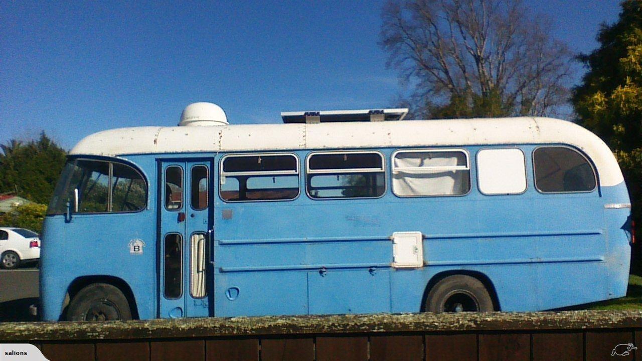 Bedford vas bus trade me buses for sale bus motorhome