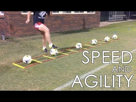 Football Training Drills Learn Aboutb Individual Soccer Speed And Agility T Football Training Drills Soccer Training Drills Soccer Drills