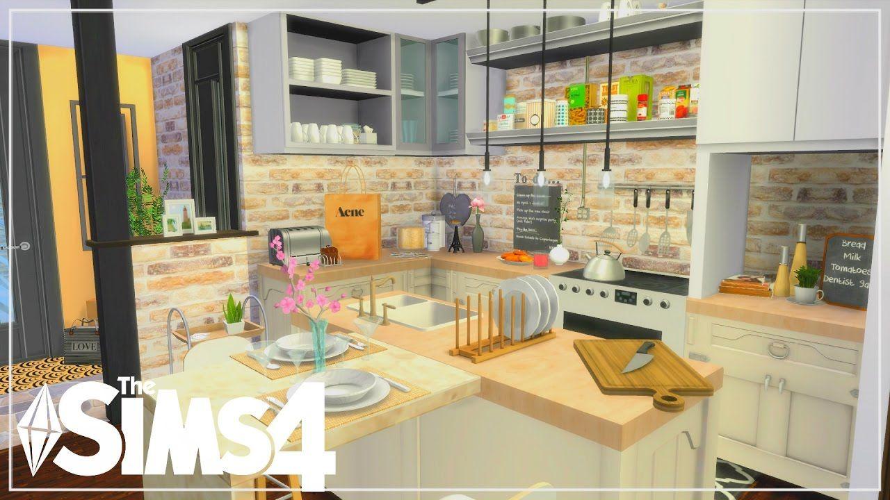 The Sims 4 Apartment Build Tumblr Studio Sd