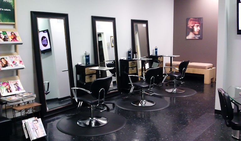 Paint Colors For Salons Anazao Grand Re Opening