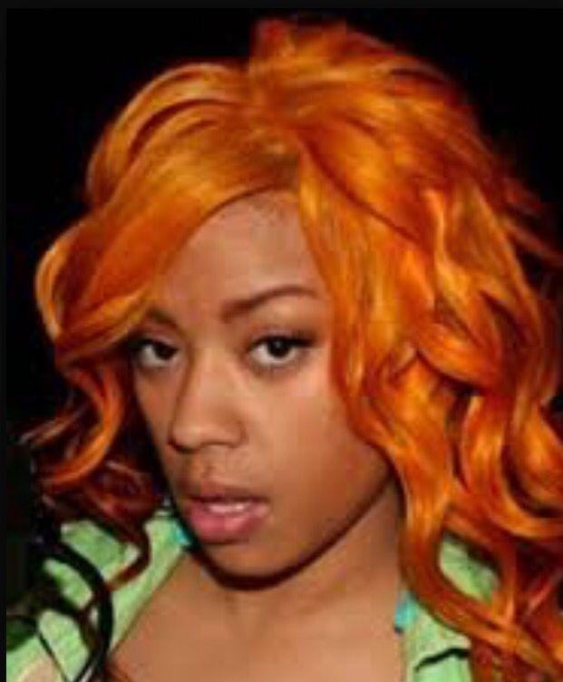 Orange Keisha Cole Pinterest Keyshia Cole Chocolate Hair And Hair