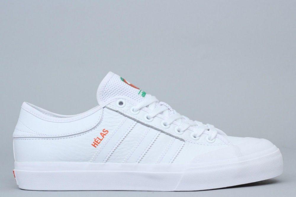 adidas Matchcourt X Helas Shoes White
