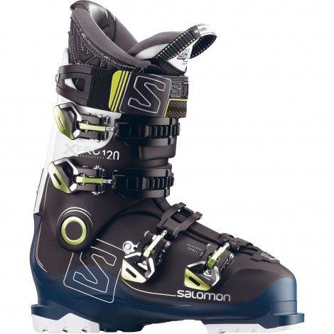 f03eded2093 Salomon X Pro 120 skischoenen heren black petrol blue white ...
