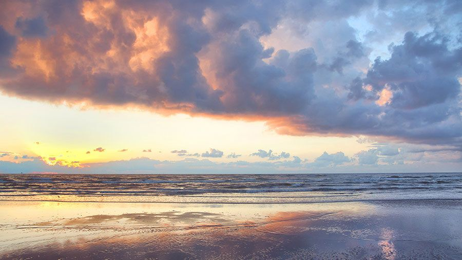 Padre Island National Seashore, Texas | 12 Must-See Beaches Around The Country | http://bzfd.it/1n3mw4v
