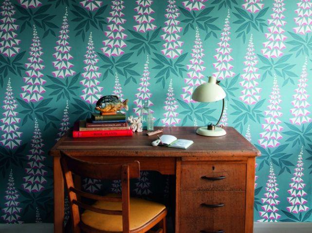 4 Murs Papier Peint Chambre Mystical Brandforesight Co