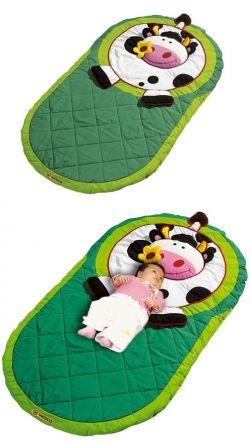 Wesco The Cow Comfort Cushion Mat Baby Play Mat Best Baby Play Mat Playmat