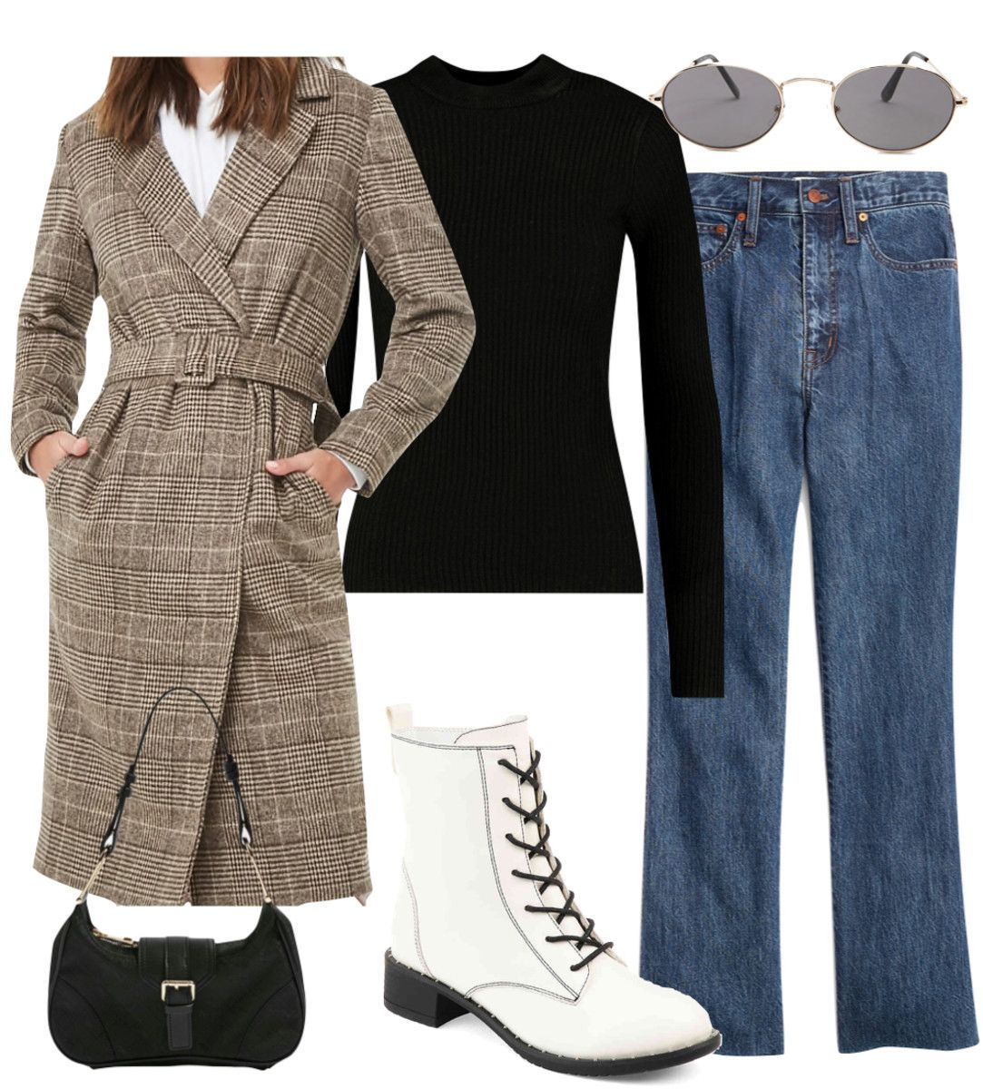 How to Style This Basic Winter Piece like a Celeb College