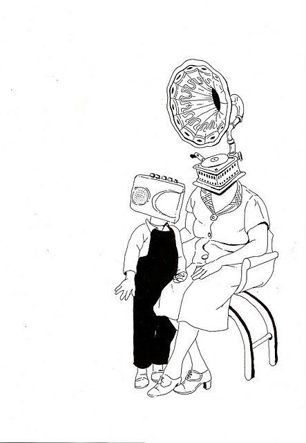 a walkboy and grannyphone