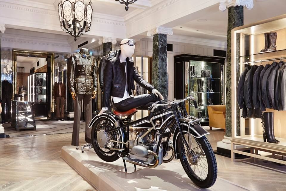 07b6411ba8c Belstaff House flagship store London, New Bond Street | INSTINCTS ...