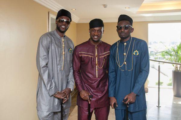 Nigerian Celebrity Weddings Traditional Wedding Photos Of Lola