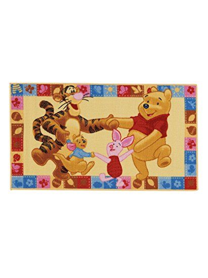 werbung | Disney Winnie Pooh & Friends Teppich 140x80cm ...