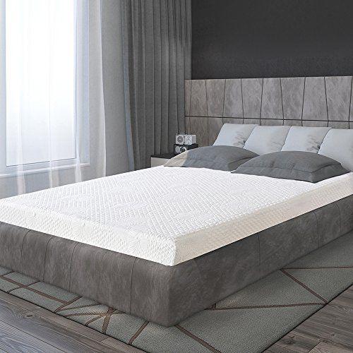 Sleeplace 6 Inch Memory Foam Mattress 06fm01 Queen Bedroom