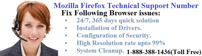 Call 18882646472 Mozilla Firefox Technical Support