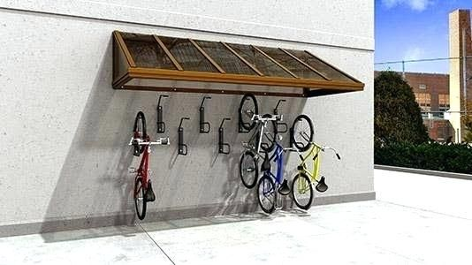 Outdoor Storage For Bikes 10 Charming Diy Outdoor Storage Ideas Garden Lovers Club Diy Outdoor With Images Outdoor Bike Storage Bike Shelter Outdoor Bicycle Storage