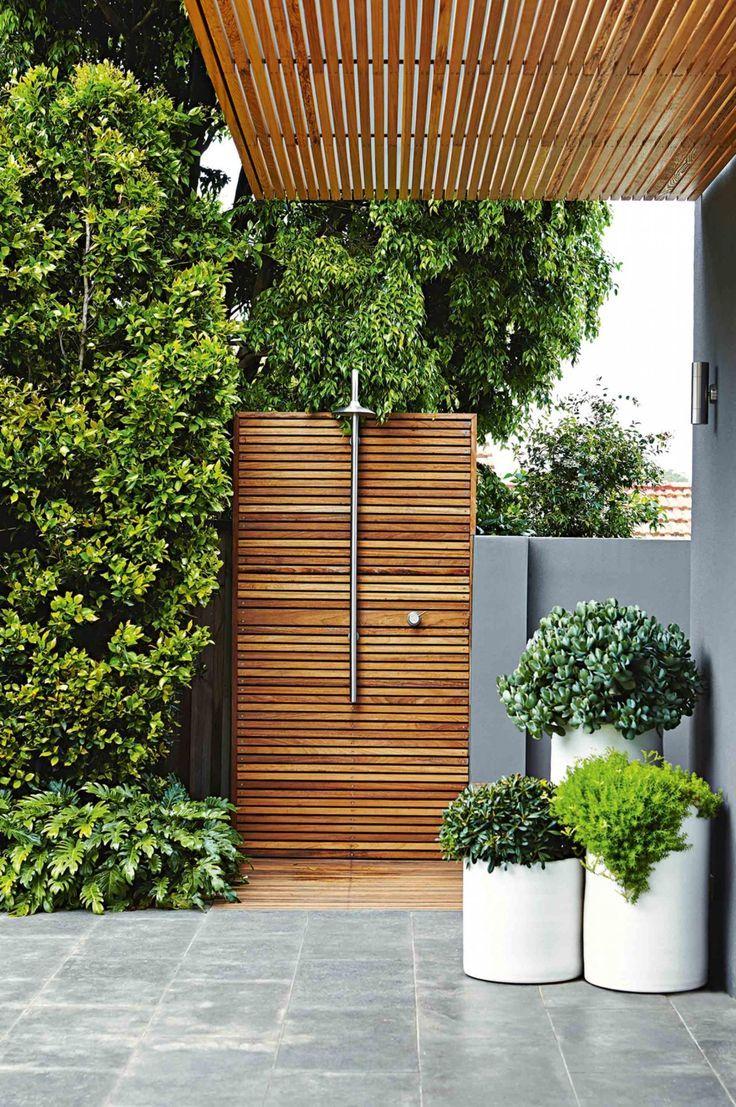 Best 25+ Pool Shower Ideas On Pinterest | Garden Shower, Asian Hot Tubs And  Garden Pool