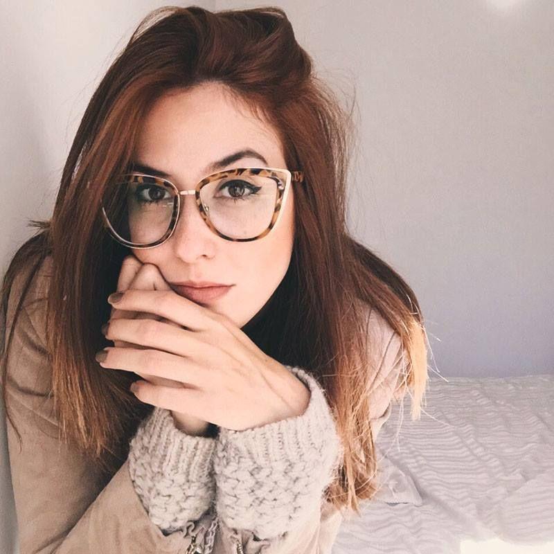 07bbf8edf Óculos de Grau Favoritos … Oculos De Grau Tumblr, Óculos Feminino, Óculos  De Grau