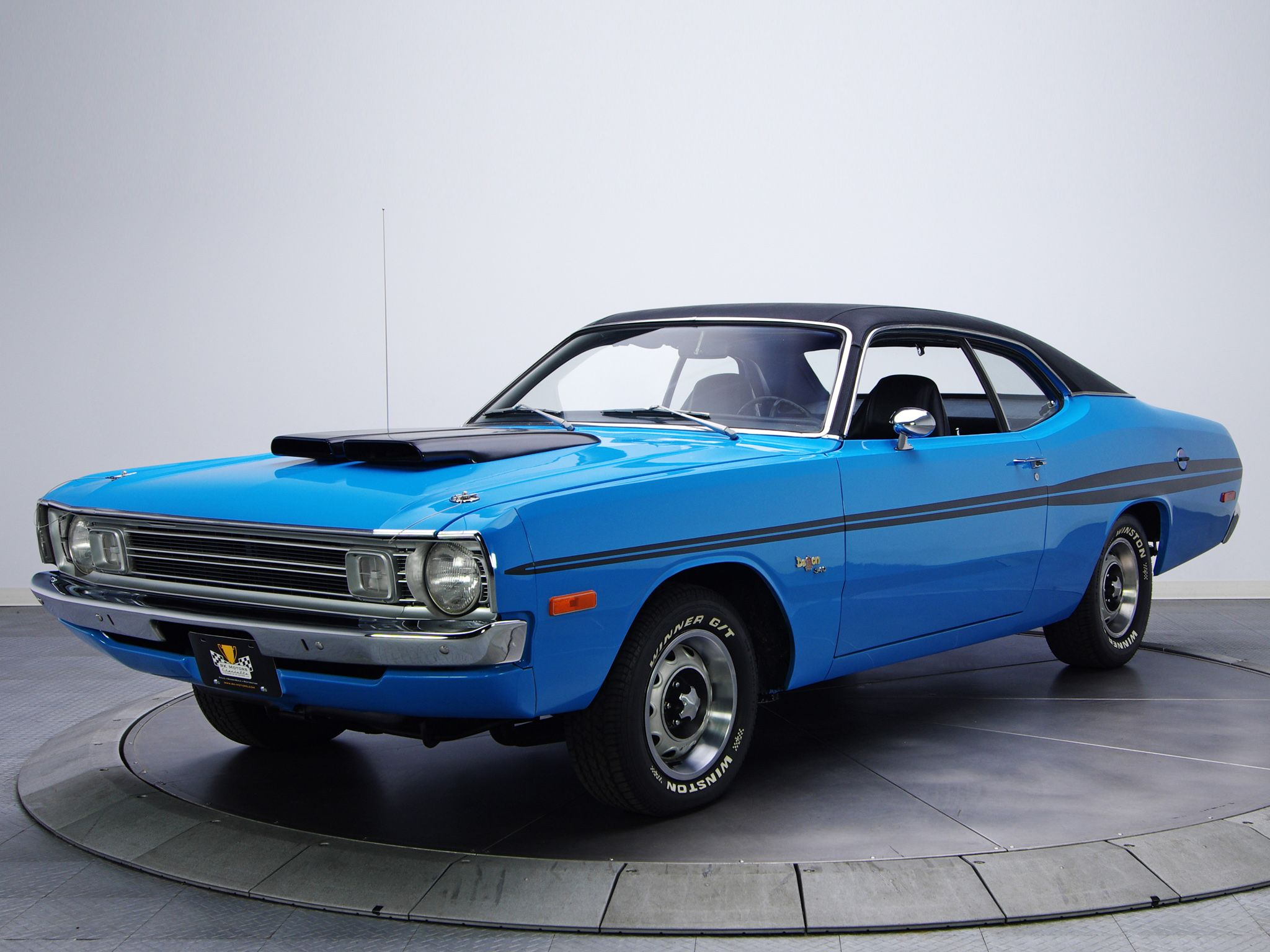 Dodge Dart Demon 340 1972 Wallpaper Free