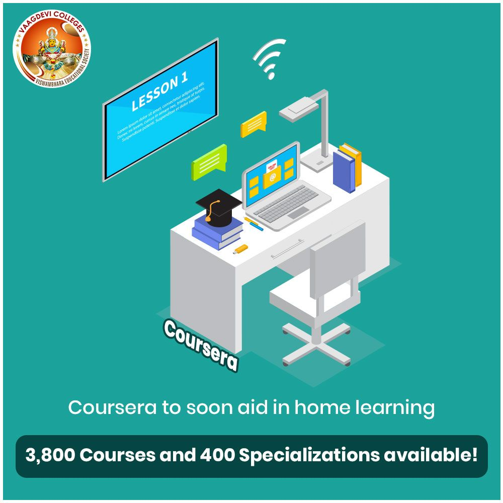 Coursera To Soon Aid In Home Learning In 2020 Home Learning Online Learning Learning