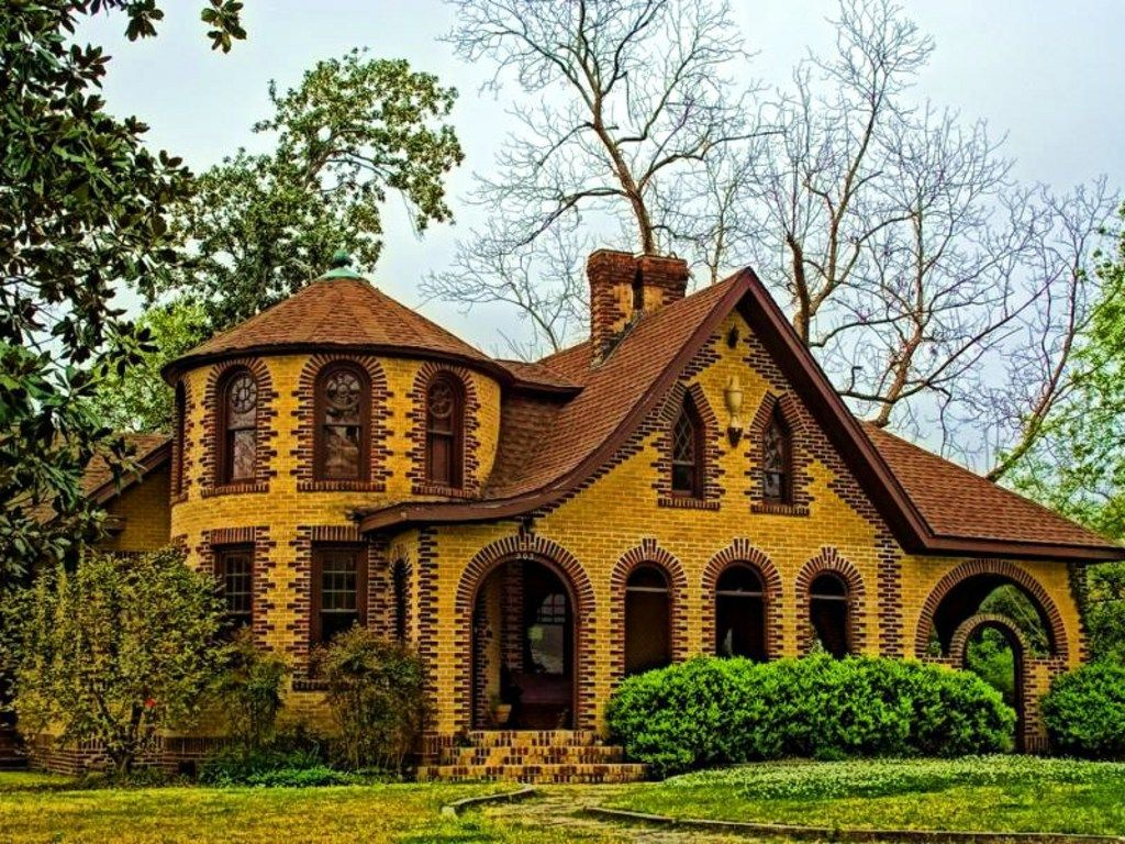 House download free high quality wallpaper for deskto p Wallpaper | Fairy Tale Village | Home ...