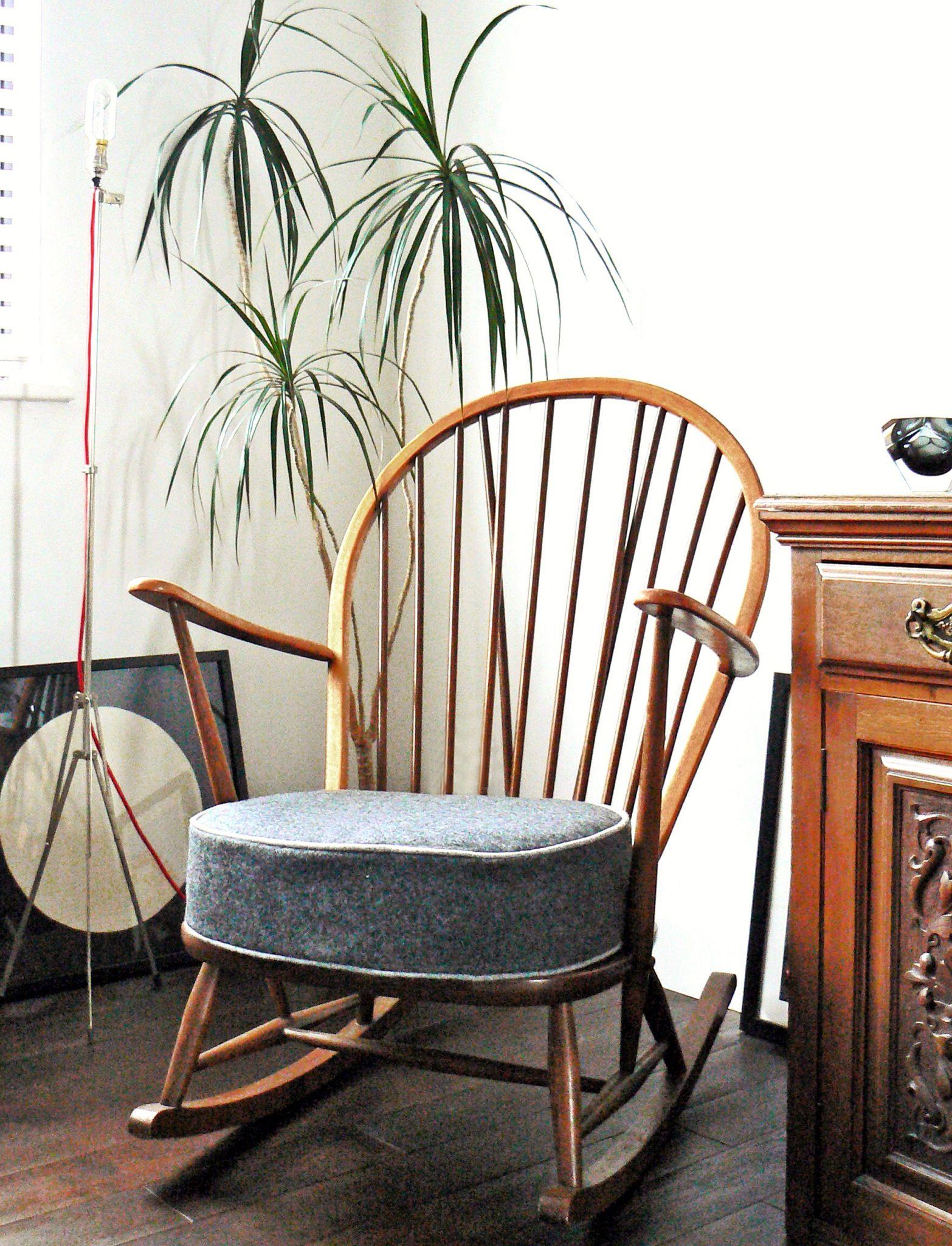 1960s Ercol Rocking Chair Ercol Rocking Chair Rocking