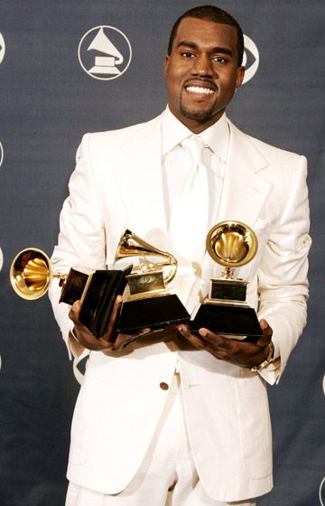 Stars First Grammy Appearances Best Rap Album Grammy Kanye West