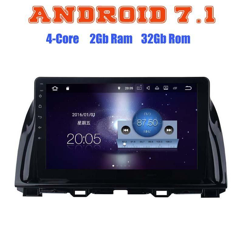 android 7 1 car radio gps player for mazda cx5 with quad core us rh in pinterest com
