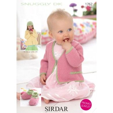 Cardigans And Shoes In Sirdar Snuggly Dk Free Sirdar